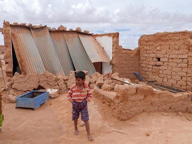Algerian floods 2015