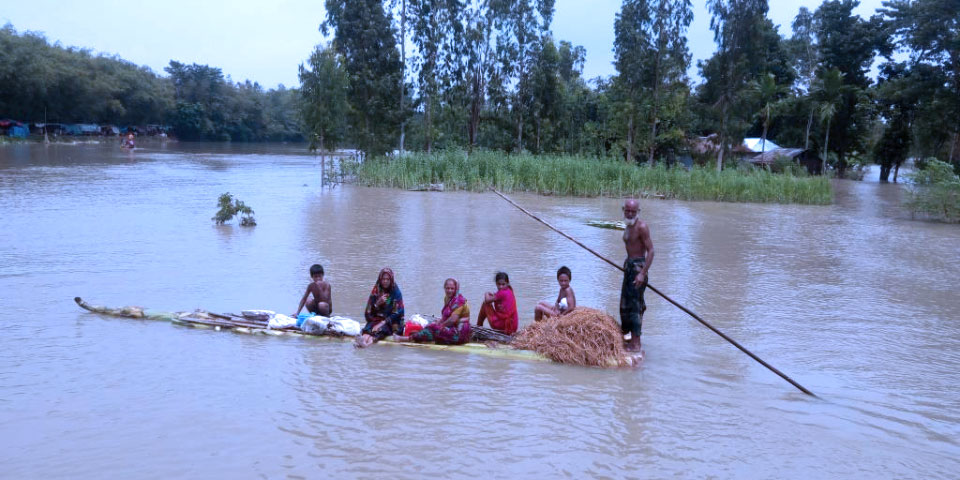 Floods in Bangladesh in 2017
