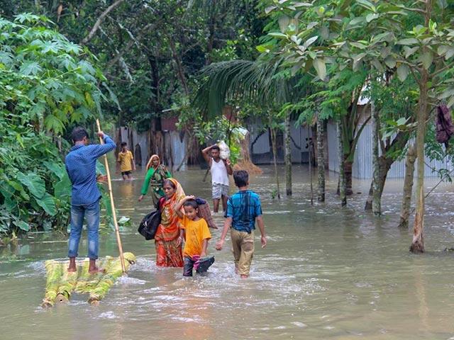 Bangladesh floods 2017