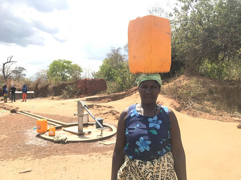 Cyclone Idai Mozambique drinkable water