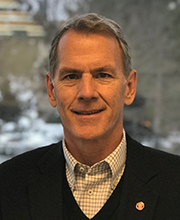 Bill Chambers, President and Chief Executive Officer of Save the Children Canada