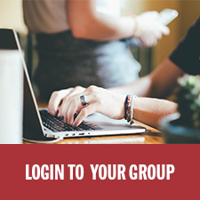 Login to your fundraising group