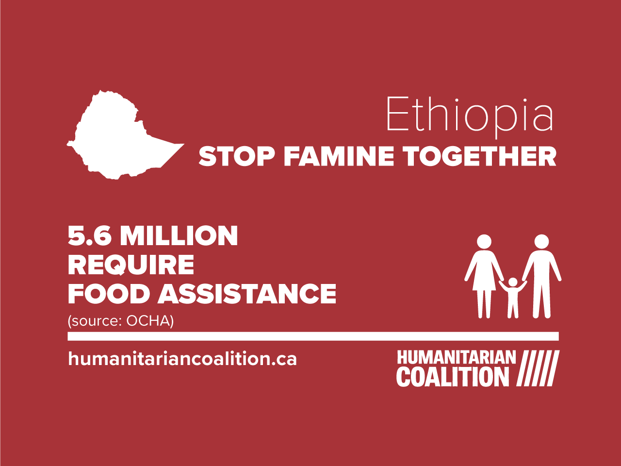 food crisis in Ethiopia