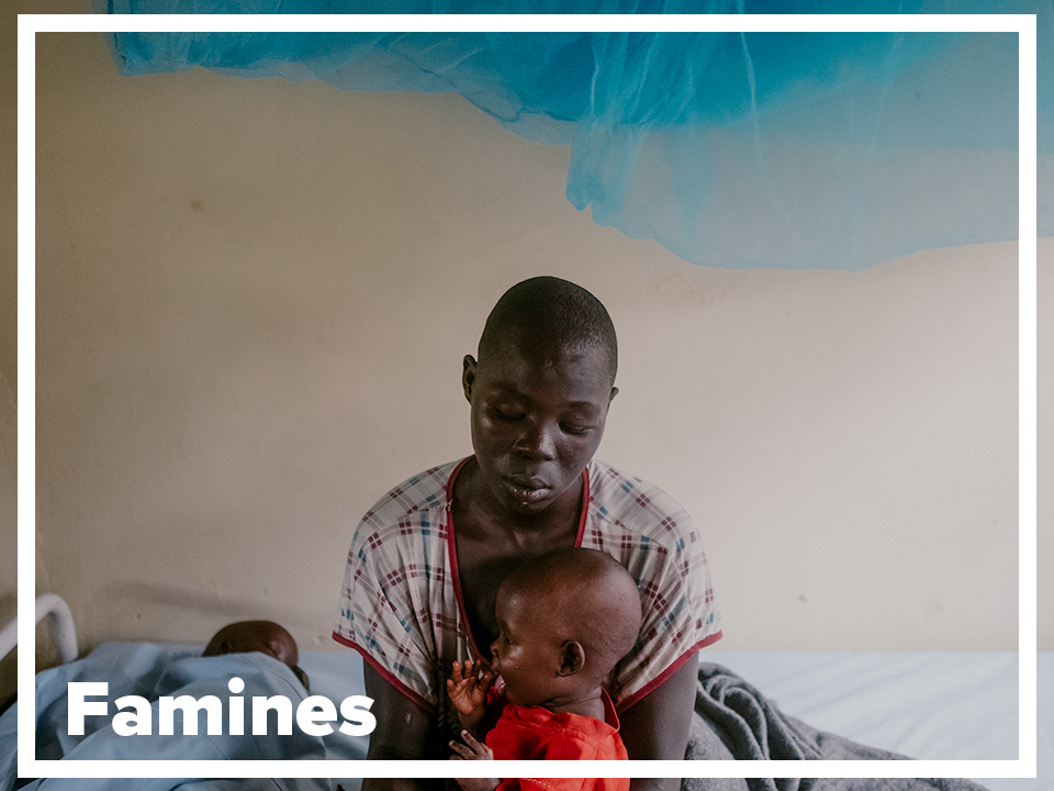 Famines page