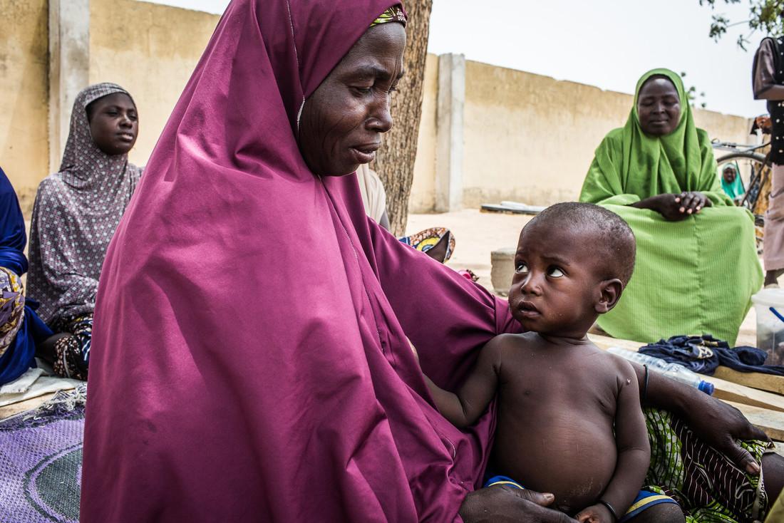 Food crisis Nigeria