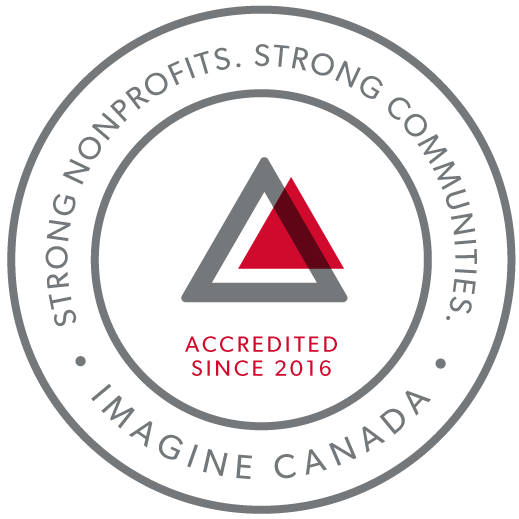 Standards Trustmark Imagine accreditation logo