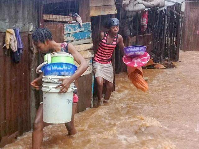 Sierra Leone hit by mudslides