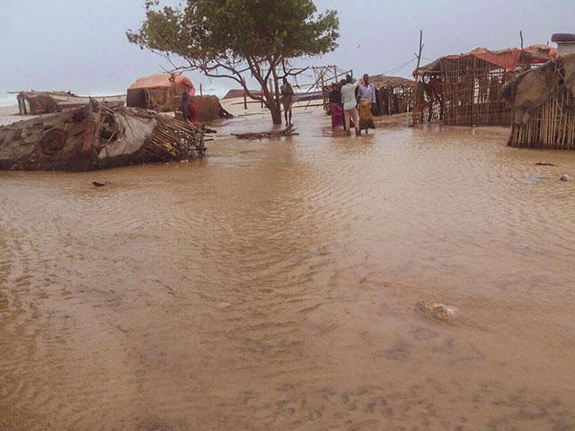 Cyclone 2015 Somalia