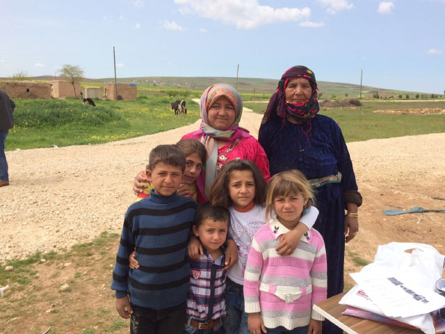 Syrian refugees Turkey
