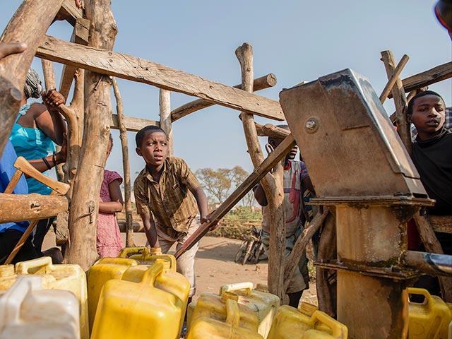 Congolese refugee influx into Uganda 2018